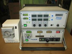 Valleylab Cool tip Rf Ablation System Ctsw Control Cc 1 117 Pe pm Pump Set
