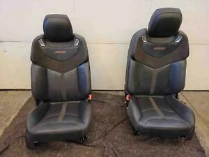 14 16 16 17 Chevy Ss Front Seats Power Leather Heated Cooled Hot Rod Swap Hotrod