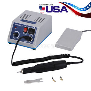 Dental Lab Chargeable Portable Micromotor Polishing Machine High Speed Handpiece