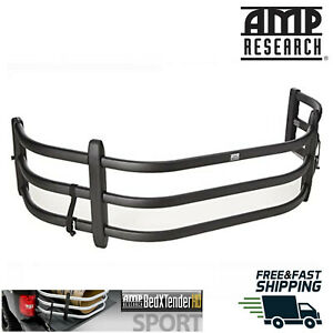 Amp Research Black Aluminum Bed Xtender Hd Sport Fits 2000 2006 Toyota Tundra