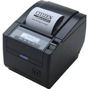 Citizen Ct s601iis3btubkp Ct s600 Thermal Pos Printer Usb bluetooth ios android