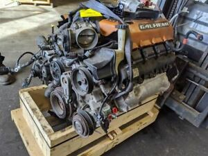 2013 Dodge Jeep 6 4l Hemi 392 Engine Pullout Complete Drop 470hp 89 000 Miles