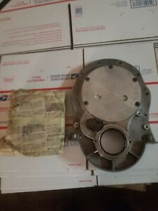 Vintage Erson Bbc Gear Drive Timing Cover 396 427 496 502 540