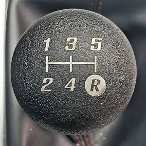 Ssco Wrinkle Black Sr 5 Speed 55mm 190 Grams Weighted Shift Knob Shifter Sphere