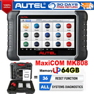 2021 Autel Maxicom Mk808 Obd2 Scanner Auto Full Systems Diagnostic Tool Mk808bt