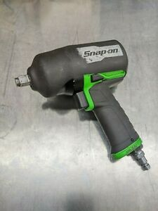 Snap On Air 1 2 Impact Wrench Green Pt850g
