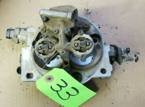 93 95 Chevrolet Gmc 5 7l Tbi Fuel Injector Throttle Body Assembly 17093030