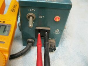 Staco Energy Products Variable Autotransformer Type 3pn1010 Tested
