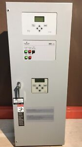 New Asco 7000 Series Power Transfer Switch 70 Amps 480 Volt 3 Phase