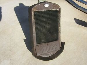 1930 s Auston Grille Shell And Radiator