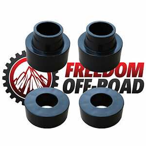 Freedom 2 Front 2 Rear Lift Kit For 1999 2004 Jeep Grand Cherokee