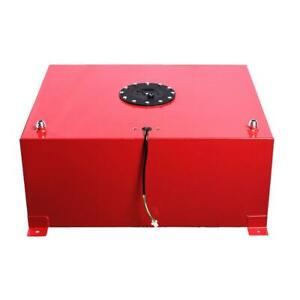 20 Gallon 80l Universal Aluminum Fuel Cell Tank With Fuel Level Sender Sending