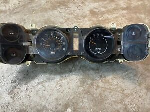 1970 1978 Camaro Instrument Cluster With Warning Lights