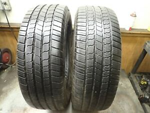 2 275 60 20 115t Michelin Defender Ltx M s2 Tires 6 5 8 32 No Repairs 4316