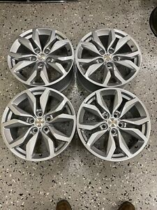 2016 2019 Chevy Impala 18 Factory Oem Painted Wheels 23469012