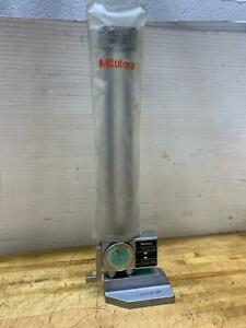 Mitutoyo Dial Height Gage 001 12 No 192 116