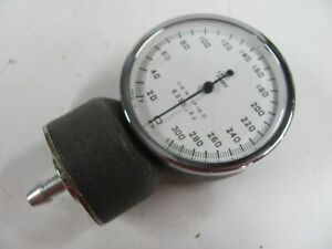 Tycos Blood Pressure Gauge Made In Rochester Ny