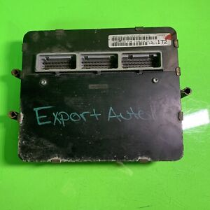 1996 1997 Jeep Grand Cherokee Ecm Pcm 4 0l Engine Computer Module Warranty