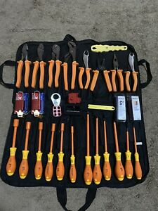 1000 Volt Electrical Tool Set