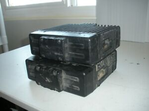 Lot X2 Vertex Vx 4000l Low Band 37 50 Mhz 70w 250 Channel Mobile body Only