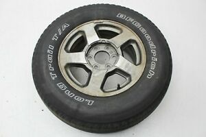2002 2006 Chevrolet Trailblazer Tire W Rim P235 75r16 Oem