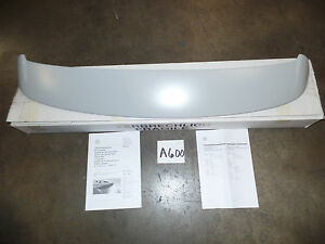 Oem Rear Spoiler Wing Air Dam Kit New Vw Golf Jetta Wagon 09 14 Primer 1k9071640