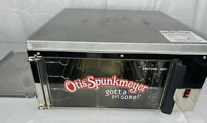 Commercial Convection Otis Spunkmeyer Os 1 Cookie Oven 3 Trays excellent