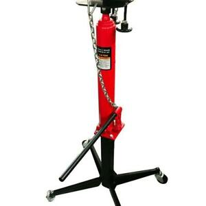 1100lbs 0 5ton High Lift Manual Transmission Jack Hydraulic Lift Hoist Red