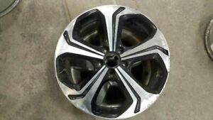 Wheel 18x7 1 2 Alloy 5 Bent Spoke Si Fits 14 15 Civic 905118
