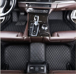 Fit Ford Mustang Coupe Convertible Custom Luxury Waterproof Auto Car Floor Mats