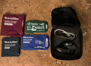 Welch Allyn Tycos Ds58 mc Sphygmomanometer Aneroid Durashock Blood Pressure Cuff