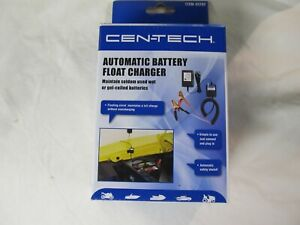 Contech Automatic Battery Float Charger nib
