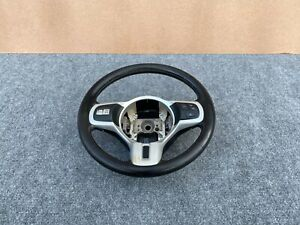 Mitsubishi Evo X 10 2 0t Awd 2008 2015 Oem Steering Wheel With Trim And Switches