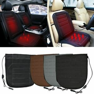 12v Car Winter Warmer Heater heated Seat Cover Pad Car Heated Seat Kit Universal