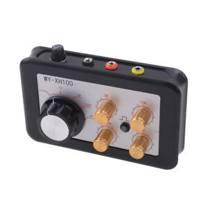 Car Repair Tester Signal Simulator Analog Adjustable Resistor Sensor Universal