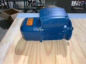 Sew Eurodrive Ac Motor Drs71m4be1hr fg ac Motor Only