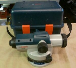 Bosch Optical Level Automatic Gol26 26x Magnification W case