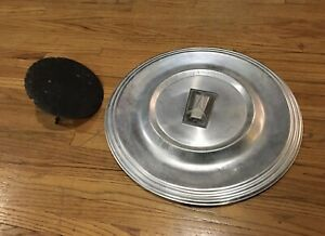 1959 Plymouth Sport Fury Trunk Lid False Spare Tire Cover Accessories
