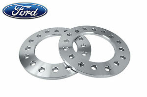 2 Pc 8 Lug Wheel Spacers For Ford F 350 Dually 1 2 Thick 8x200mm Ships Today