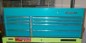 Snap on 8 Drawer Tool Chest Kr 791