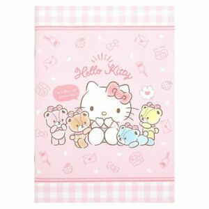 Hello Kitty A5 7mm Ruled Notebook