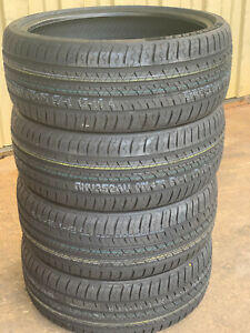 4 New 215 45r17 Thunderer Mach V Performance Tires 500aa 215 45 17 90w Zr17
