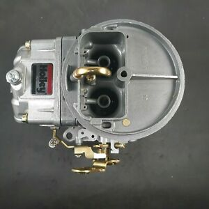 Holley 500cfm Marine 2 Barrel Carburetor