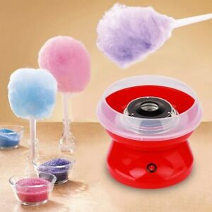 Electric Cotton Candy Floss Maker Machine Home Sugar Machine Kid Party Gift Us