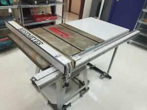 Delta 36 451 Constructor s Table Saw W Biesemeyer Fence am1050489