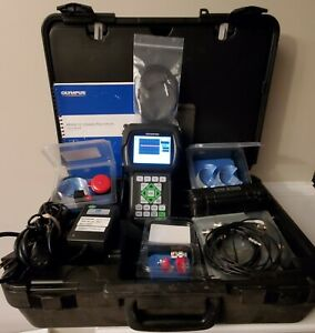 Ndt Olympus Epoch Ltc Ultrasonic Flaw Detector Plus A Lot Of Good Extras