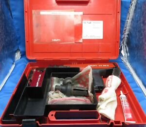 Hilti Dx 36m Powder Actuated Tool W case Mx32 Preowned Free Shipping