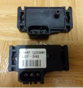 Two Gm 3 Bar Map Sensors Part 12223861