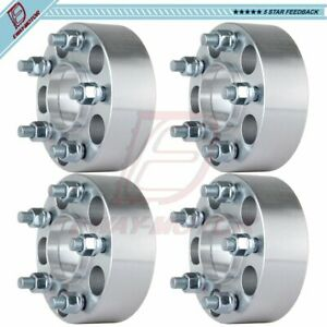 5x4 5 2 Inch Fits Ford Ranger Mustang Mercury Grand Marquis 4 Wheel Spacers