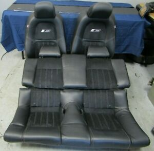 2012 Ford Mustang Roush Stage 3 Convertible Seats 035